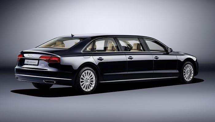 Audi'nin Yeni Limuzinin Etkileyici Performansı
