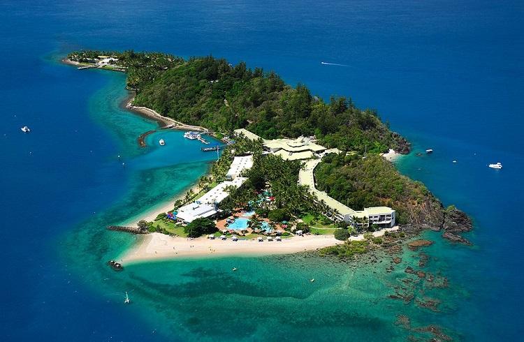 """Avustralya'nın En Gözde Tatil Mekanı: """"Daydream Island Resort&Spa"""""""