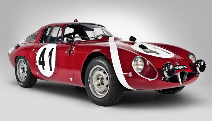 1964 Alfa Romeo TZ Coupe