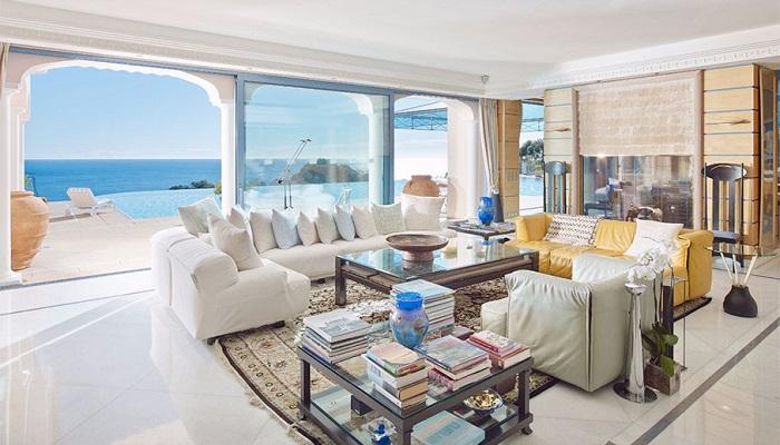 Cannes'in En Güzel Evinin Lüks Olanakları