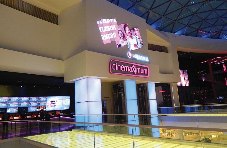 Cinemaximum Güney Koreli CJ CGV Şirketine Satıldı!