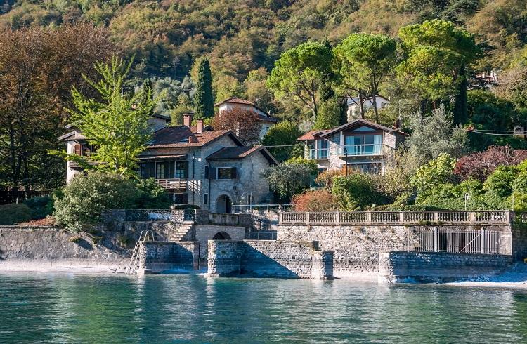 Lake Como Villa ile Dünya Starlarına Komşu Olmaya Ne Dersiniz?