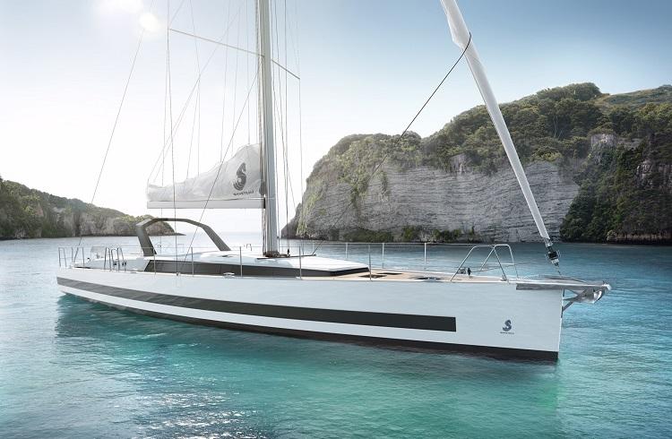 """Lüksün Sudaki Şekli Muhteşem Yelkenli: """"Oceanis Yacht 62"""""""