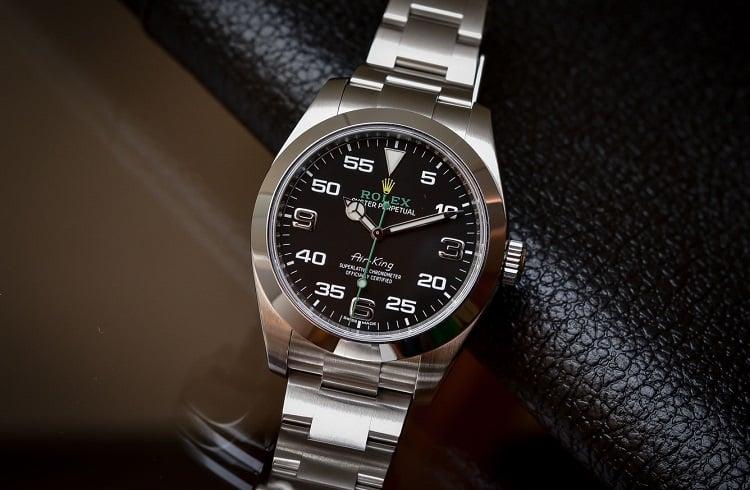 """Rolex'in Havacılık Dünyasına Armağanı: """"Perpetual Air King"""""""
