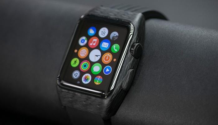Dünyanın İlk Karbon Fiber Kasalı Apple Watch Saati Ne Zaman Satışa Sunulacak?