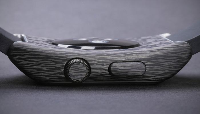 Feld&Volk Tarafından Yeniden Yorumlanan Apple Watch Saatinin Tasarımı