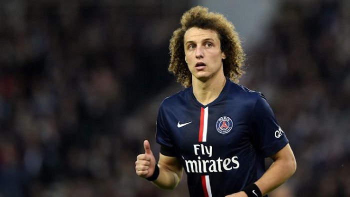 David Luiz (Chelsea-Paris Saint-Germain)