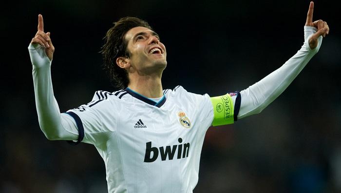 Kaka (A.C Milan-Real Madrid)