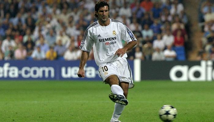 Luis Figo (Barcelona-Real Madrid)