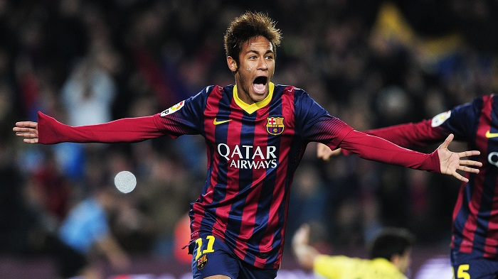 Neymar Jr. (Santos-Barcelona)