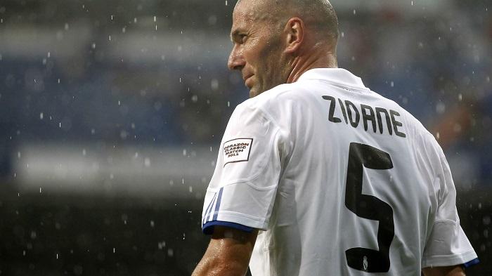 Zinedine Zidane (Juventus-Real Madrid)