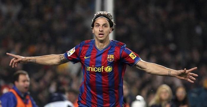 Zlatan Ibrahimovic (Inter Milan-Barcelona)
