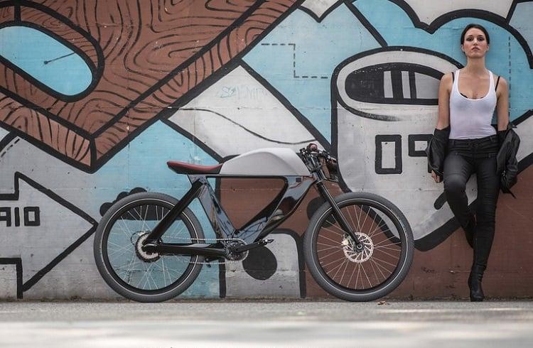 "Geleceğe Ait Özelliklere Sahip Elektrikli Bisiklet: ""Bicicletto"""