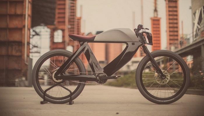 Geleceğin En Yeni Bisikletinin Tasarımı
