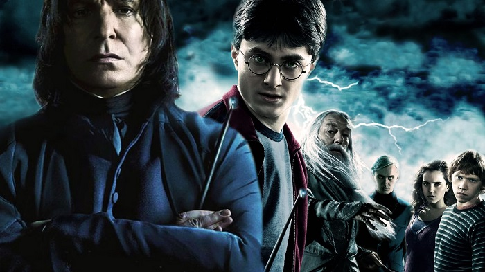Harry Potter: Melez Prens
