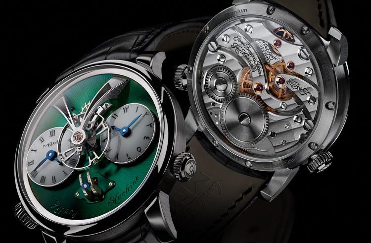 Saat Dünyasının Lüks Markası MB&F'den Gerçek Bir Sanat Eseri