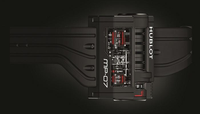 Hublot MP-07 42 Days Power Reserve Saatinin Tasarımı
