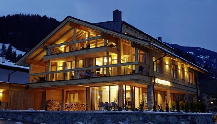 Huzurlu Bir Tabiatın Kalbine Yerleştirilmiş Ziller Lodge Otelinin Konumu