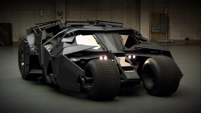 Kara Şövalye'nin Kullandığı Batmobile Ne Kadara Satılacak?