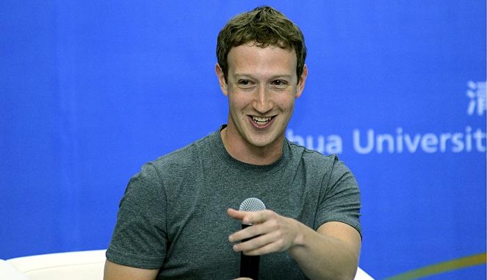 Mark Zuckerberg ve Gri Tshirtleri