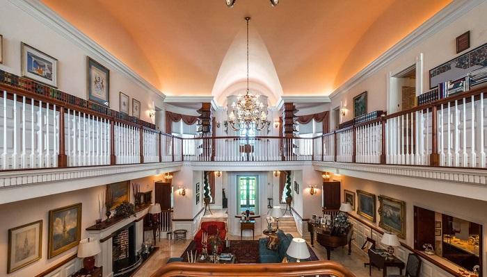 Masalsı Bermuda Evinin İhtişamlı Tasarımı