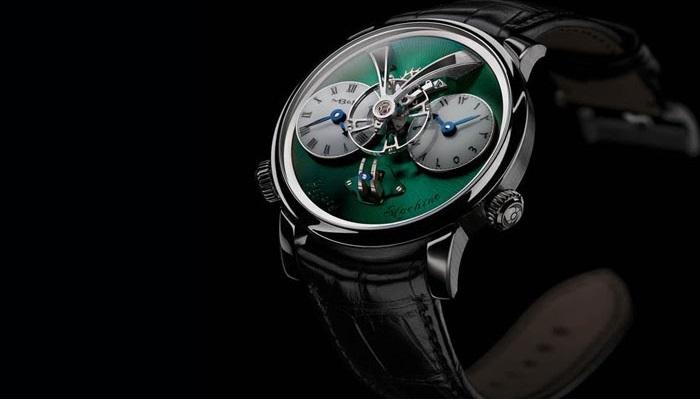 MB&F Markasının Etkileyici Saatinin Tasarımı