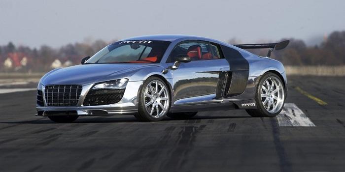 Audi R8'in Modifiyeli Versiyonunun Fiyatı Ne Kadar?