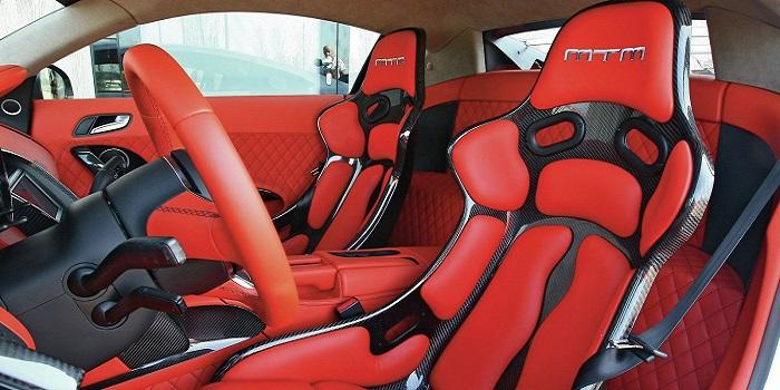 MTM Modifiyeli Audi R8 Canavarının Tasarımı