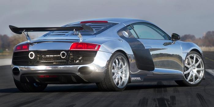 MTM Audi R8 Performansıyla Bütün Audi Modellerini Sollayacak