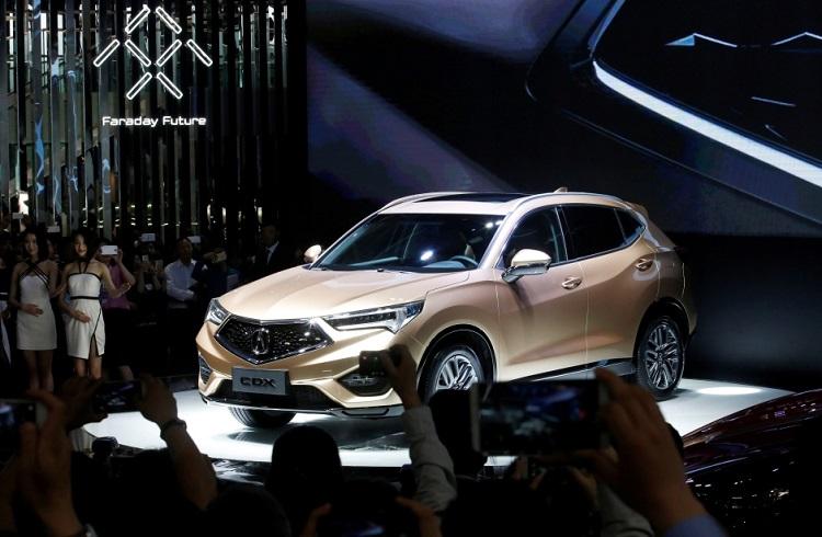 Pekin Otomobil Fuarı'nda Öne Çıkan 8 Otomobil Modeli