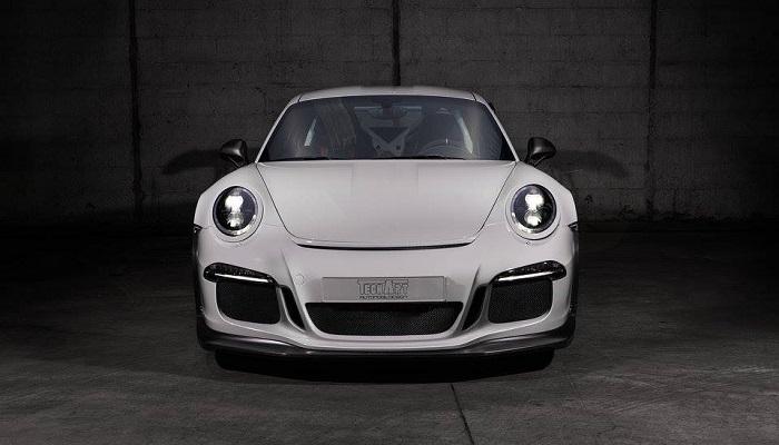 Porsche 911 GT3 RS Carbon Versiyonunun Değeri