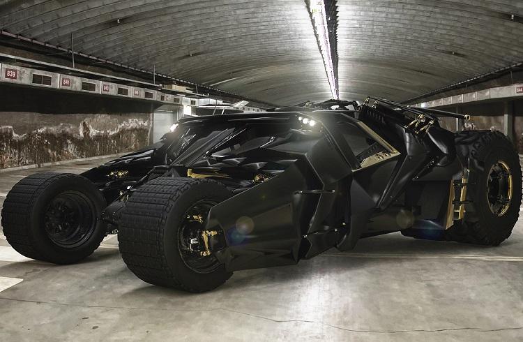 Kötülerin Dikkatine! Batmobile Hikayesi Gerçek Oluyor