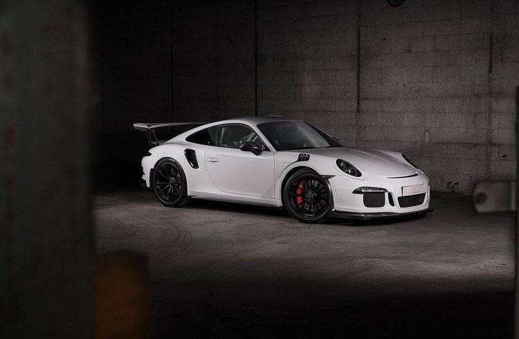 "TechArt Ellerinde Şekil Bulan: ""Porsche 911 GT3 RS Carbon"""