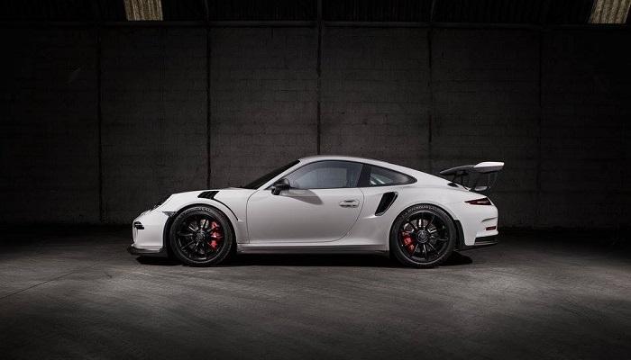 TechArt'ın Baştan Tasarladığı 911 GT3 RS Modelinin Tasarımı
