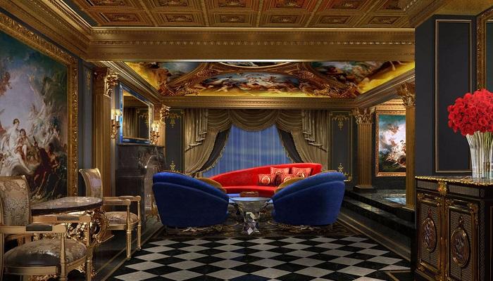 The 13 Otelinin Krallara Layık Olanakları