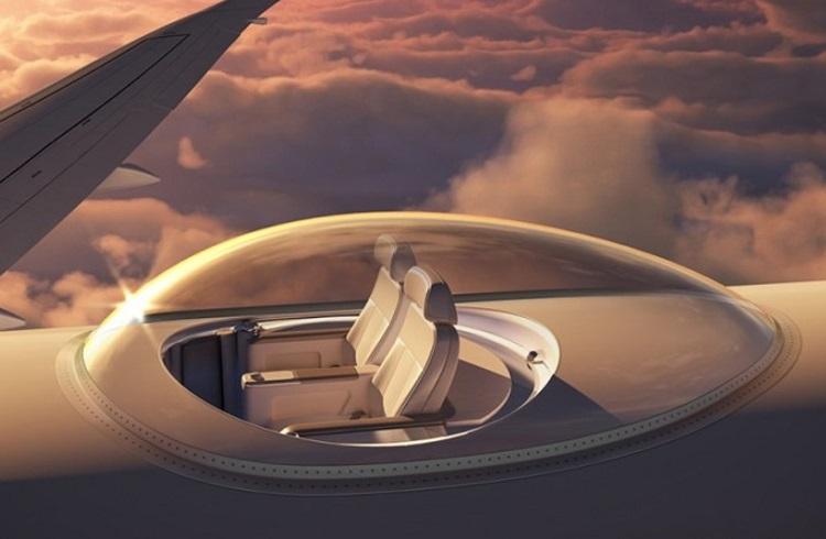 SkyDeck Jet Eklentisiyle Gökyüzünün Sonsuzluğunda Kaybolacaksınız!