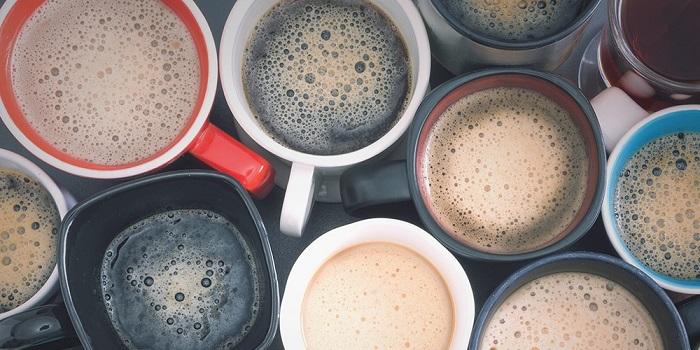 Haddinden Fazla Çay Kahve Tüketmek!