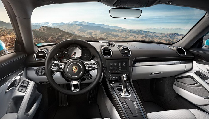 Uygun Fiyatlı Bir Porsche Canavarı 718 Cayman