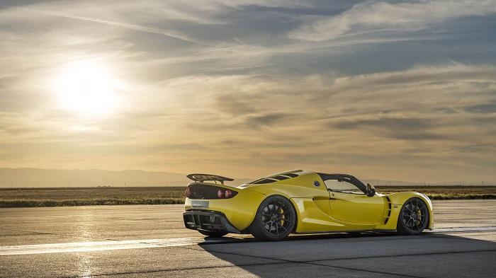 Venom GT Spyder Modeli Ne Kadara Satılacak?