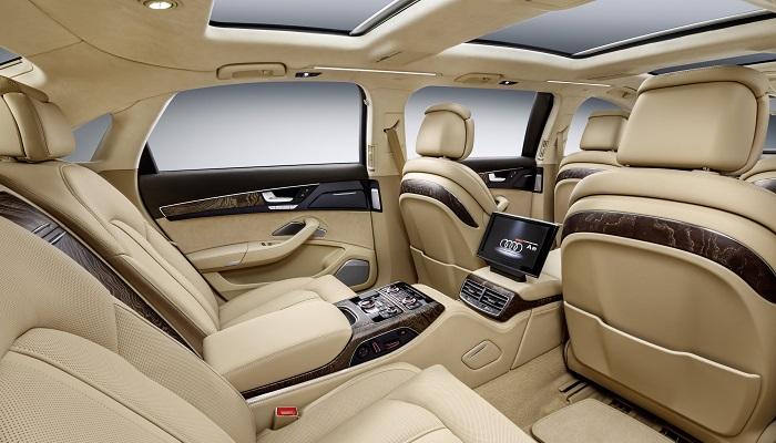 Yeni Audi Canavarının Olağanüstü İç Mekanı