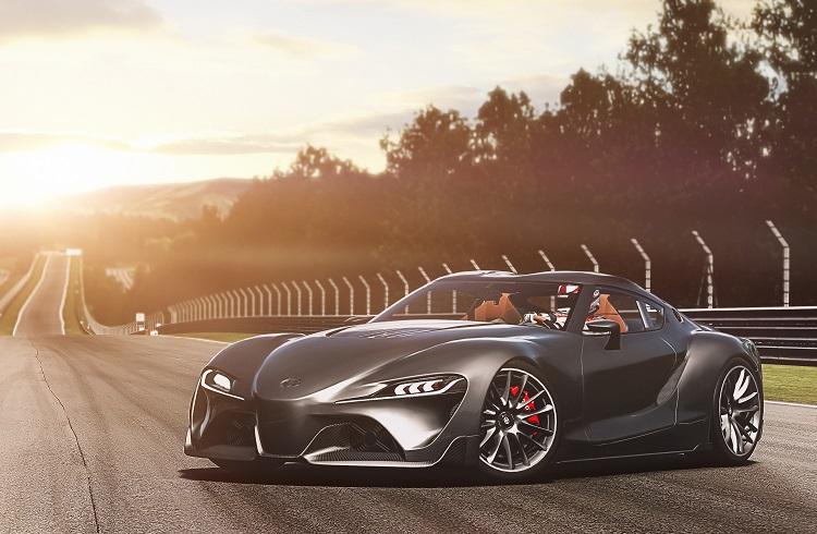 2016'da Piyasaya Sürülecek Dünyanın En Çılgın 6 Konsept Otomobili