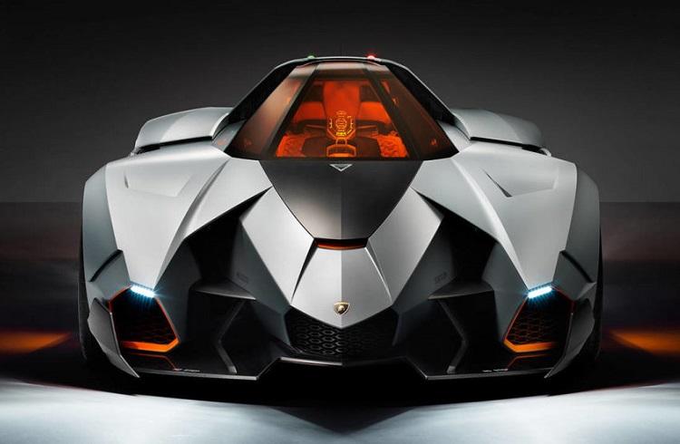 "Adı Gibi Egoist Bir Otomobil: ""Lamborghini Egoista"""