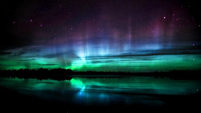 Kutup Işıkları - İsveç