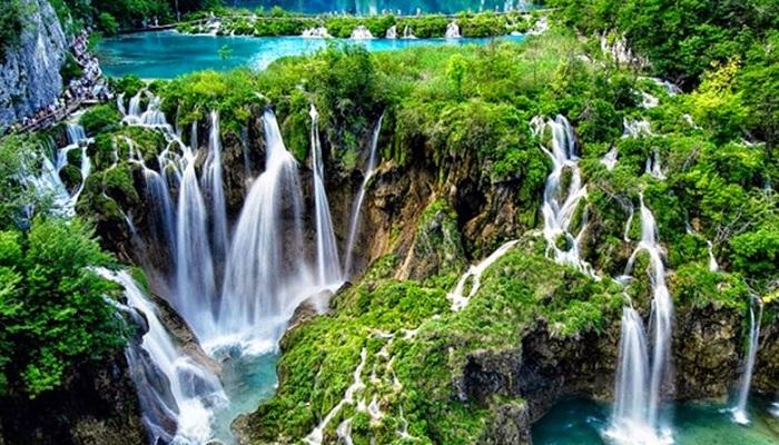 Plitvice Gölleri Milli Parkı - Hırvatistan