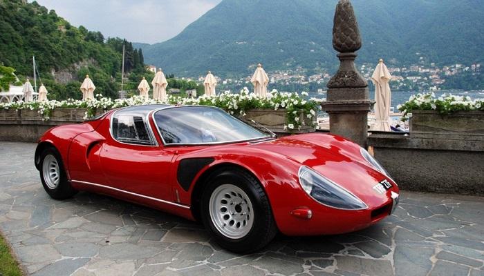 Alfa Romeo'nun En Güzel Modelinin Tasarımı