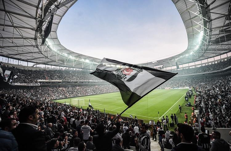 Beşiktaş'tan 360 Milyon TL'lik Rekor Gelir!