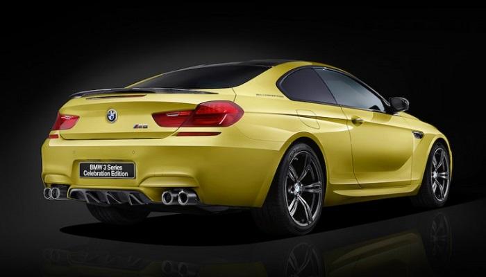 BMW M6 Celebration Edition Modelinin Fiyatı