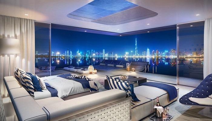 Büyüleyici Olanaklarıyla Yüzen Dubai Villaları