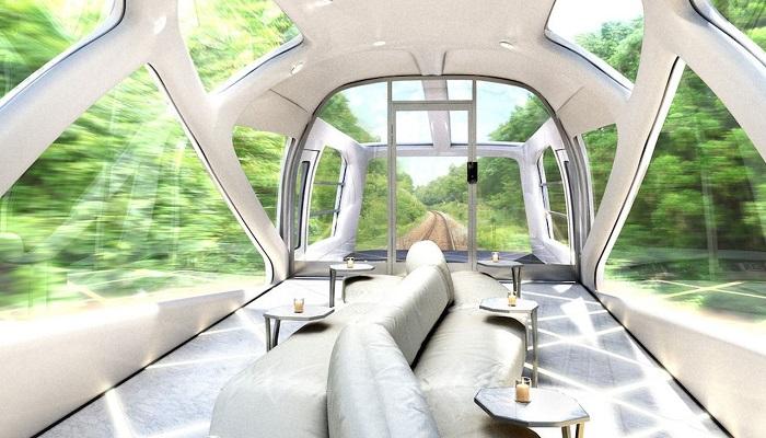 Dünyanın En Lüks Treninin Müthiş Tasarımı