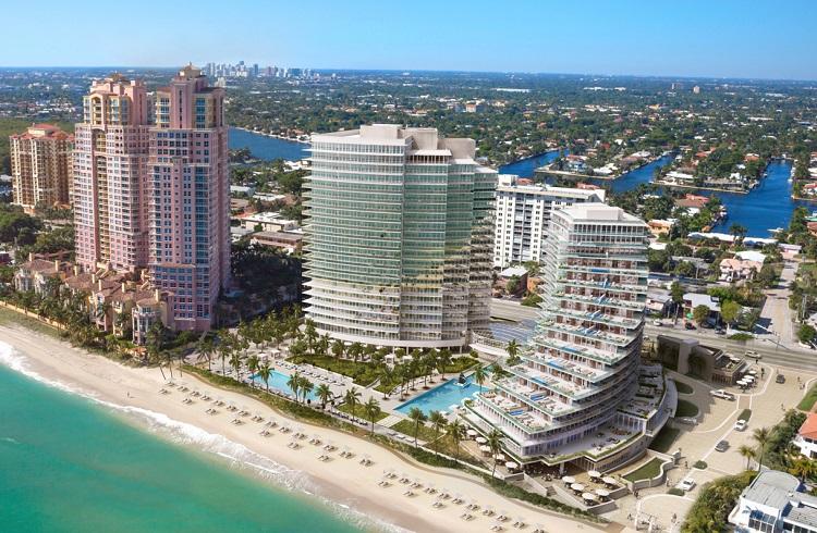 "Florida Sahilinin En Seçkin Evi: ""South Tower Penthouse"""